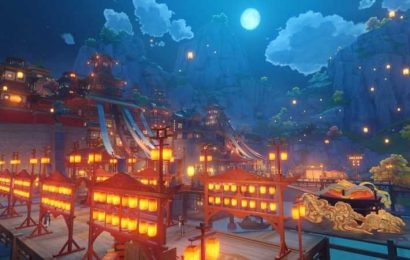 Genshin Impact's Lantern Rite Gameplay Looks Wildly Different From Its Trailer