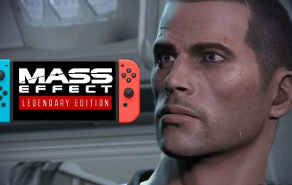EA Hints At A Potential Switch Port For Mass Effect: Legendary Edition
