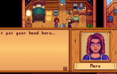 Stardew Valley: A Complete Guide To Marrying Maru