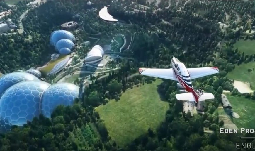 Microsoft Flight Simulator World Update 3 Due Tomorrow