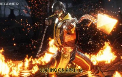 New Mortal Kombat Movie Gets Cool Animated Posters Alongside New Trailer