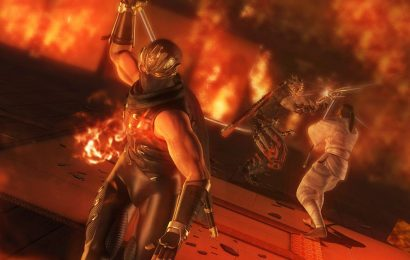 Ninja Gaiden trilogy coming to Switch, PS4, Xbox One, and PC