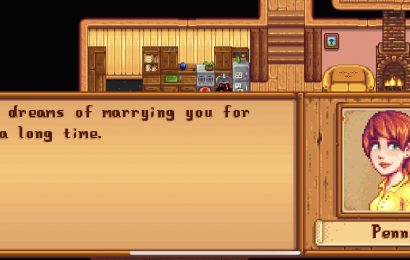 Stardew Valley: A Complete Guide To Marrying Penny