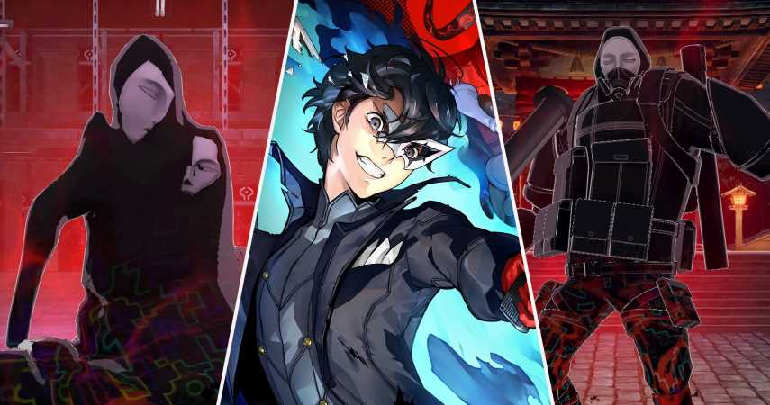 Persona 5 Strikers: Every Powerful Shadow Location And How To Defeat Them