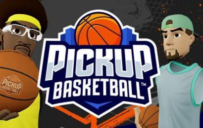 Pickup Basketball VR Slam Dunks Onto PC VR Headsets Next week