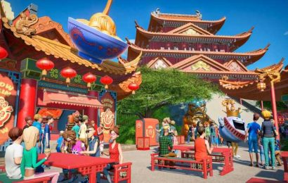 Planet Coaster Console Goes Classic With Vintage And World's Fair Bundle