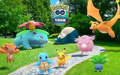 Niantic reveals details about Pokémon GO Tour: Kanto