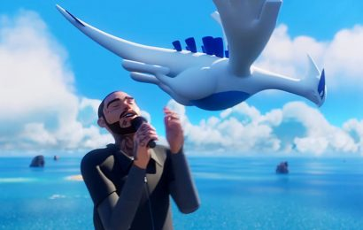 Post Malone's Pokemon Concert Is A Hit With More Music Coming This Fall