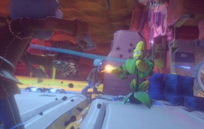 Plants vs. Zombies: Battle for Neighborville shoots up Switch next month