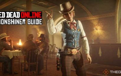 Red Dead Online: Moonshiner Guide