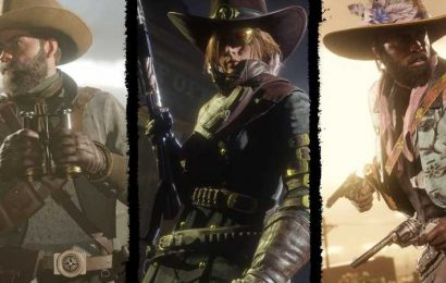Red Dead Online Weekly Update: Triple Gold & Valentine's Day Bonuses Are Yours For The Taking