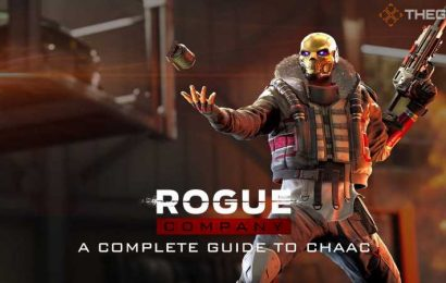 Rogue Company: A Complete Guide To Chaac