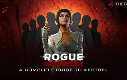 Rogue Company: A Complete Guide To Kestrel