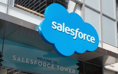 Salesforce taps AWS to bring 'intelligent document automation' to Health Cloud
