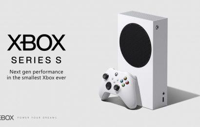 GameStop Restocking Xbox Series S Today