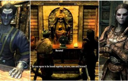 Skyrim: All Dunmer Spouses (And How To Marry Them)