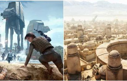 Star Wars: 10 Planets That Would Make For A Perfect Open-World Setting
