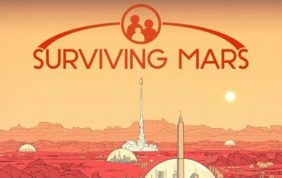 Surviving Mars Theme Song Featured During NASA Perseverance Stream