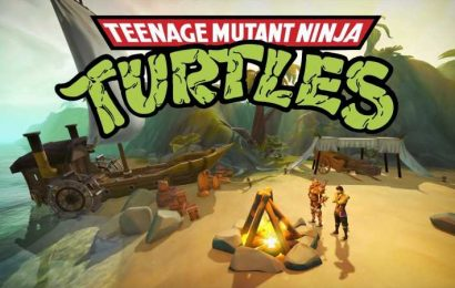 RuneScape Adds New Miniquest Inspired By Teenage Mutant Ninja Turtles