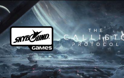 Skybound Games Is Distributing The Callisto Protocol