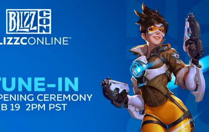 Full Event Schedule For Next Week's Digital BlizzCon Announced