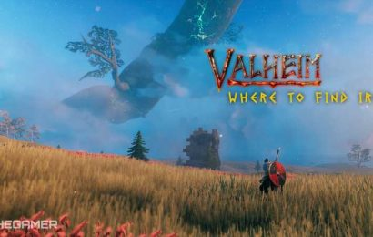 Valheim: Where To Find Iron And What It's Used For