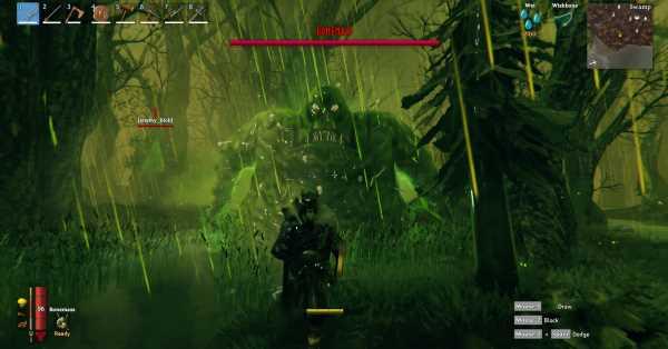 Valheim's Vikings are hitting a brick wall at the game's third boss, Bonemass
