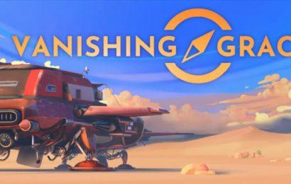 Review: Vanishing Grace