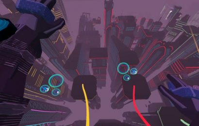 Vertical Shift Is Spider-Man VR With Multiplayer On Quest Now