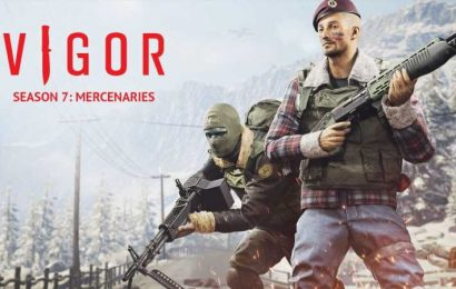 Vigor Season 7 Introduces Mercenaries, Mortar Strikes, And The M60