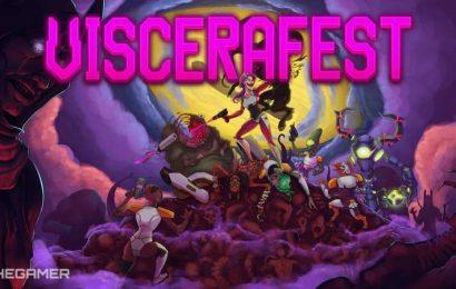 Obliterate Aliens To Marry Your Boyfriend In Brutal Run 'N Gun Viscerafest
