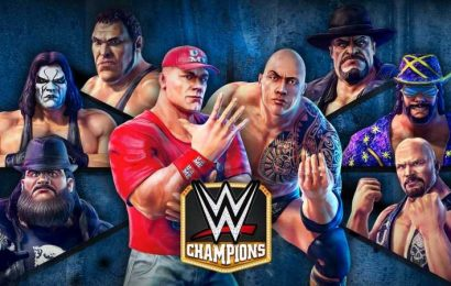 Netmarble Acquires WWE Champions And NBA Ball Stars Developer