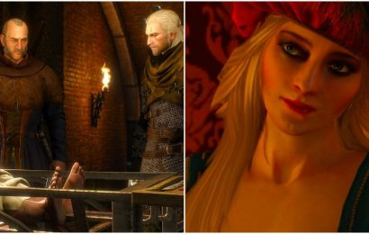 The Witcher 3: A Guide To Carnal Sins