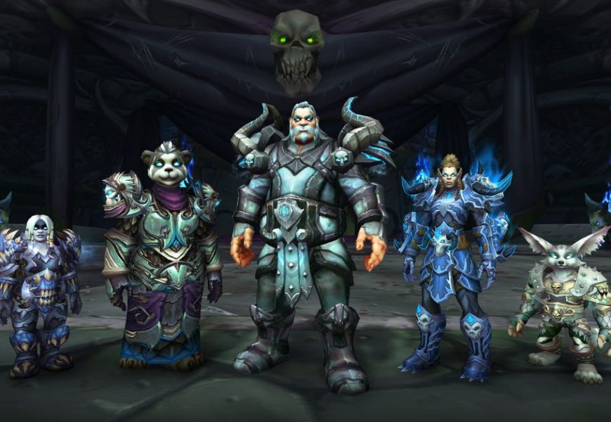 World of Warcraft players are furious at Blizzard's customization cut-off
