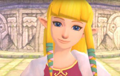 The Legend of Zelda: Skyward Sword HD Reaches Top Of Amazon Best Sellers