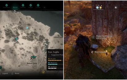Assassin's Creed Valhalla: A Guide To All Of The Offering Altars (And Where They Are Located)