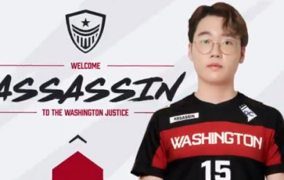 Flex DPS Assassin signs to the Washington Justice – Daily Esports