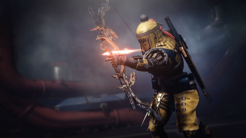 Destiny 2's New Bow Is The Most Intriguing Exotic In A Long Time