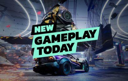 New Gameplay Today – Destruction Allstars