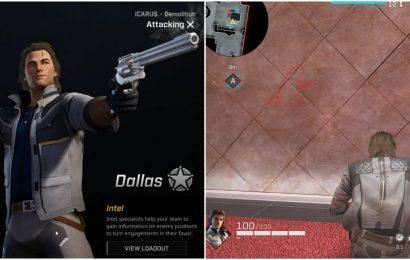 Rogue Company: A Complete Guide To Dallas