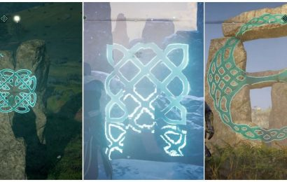 Assassin's Creed Valhalla: How To Solve All Of The Standing Stones