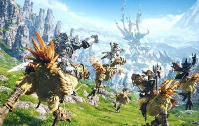 Final Fantasy 14 gets a PS5 open beta on April 13