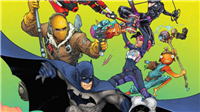 Fortnite And DC Collide Again For New Crossover Comic Series