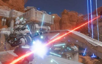 Galahad 3093 Developer Wants His Mech Game To Be A Hero Shooter That Puts Strategy Over Twitch Skills