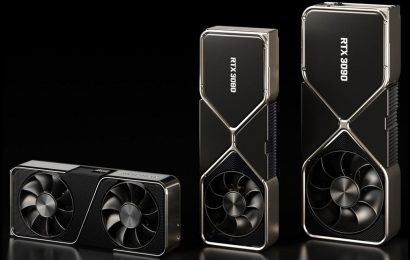 Nvidia RTX 3000 Graphics Card Scarcity Problem Will Get Worse