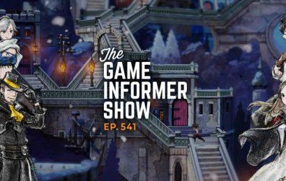 GI Show – Bravely Default II, Ghosts 'n Goblins Resurrection, And Noclip's Danny O'Dwyer