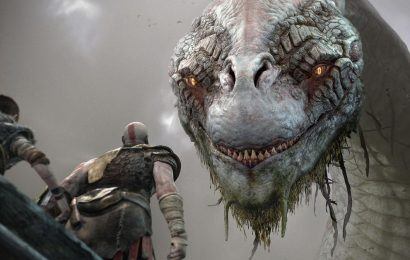 God of War's free upgrade for PS5 launches tomorrow