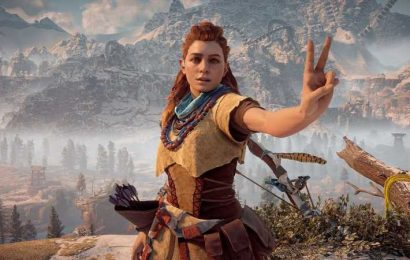 Horizon: Zero Dawn Turns Four Years Old Today