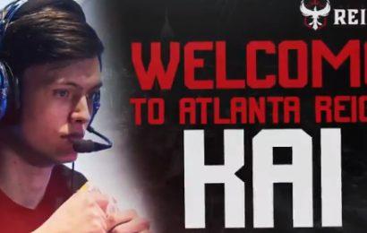 Hitscan DPS Kai joins the Atlanta Reign – Daily Esports