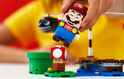 Super Mario Minifigures Are Not Out Of The Question For LEGO Designer